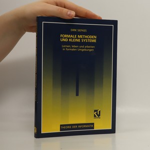 náhled knihy - Formale Methoden und kleine Systeme