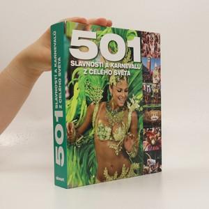 náhled knihy - 501 slavností a karnevalů z celého světa