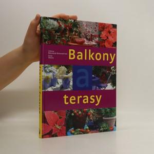 náhled knihy - Balkony a terasy