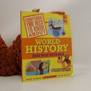 náhled knihy - World History Homework