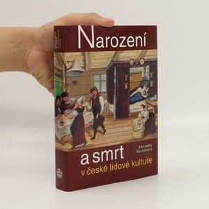 náhled knihy - Narození a smrt v české lidové kultuře
