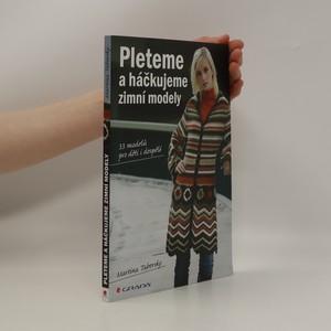 náhled knihy - Pleteme a háčkujeme zimní modely