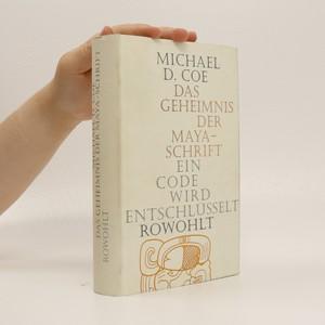 náhled knihy - Das Geheimnis der Maya-Schrift