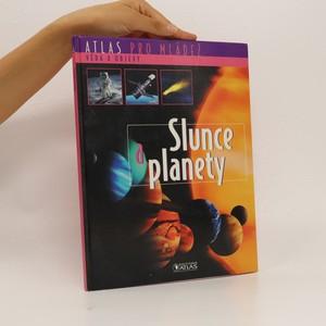 náhled knihy - Slunce a planety. Atlas pro mládež