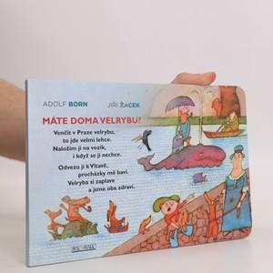 náhled knihy - Máte doma velrybu?