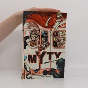 náhled knihy - Mýty. Legendy v exilu