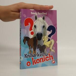 náhled knihy - Kniha kvízů o koních