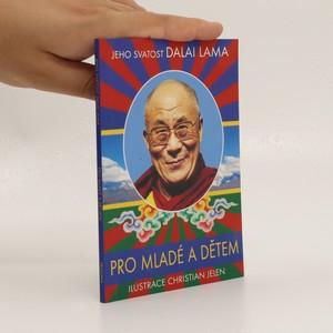 náhled knihy - Dalai Lama pro mladé a dětem