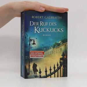 náhled knihy - Der Ruf des Kuckucks