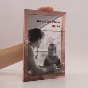 náhled knihy - Na vizitce jméno Matka