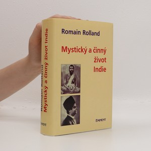 náhled knihy - Mystický a činný život dnešní Indie
