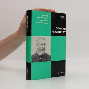 náhled knihy - Otakar Hostinský