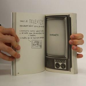 antikvární kniha Tohle není kniha, 2015