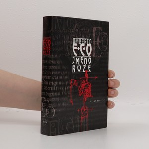 náhled knihy - Jméno růže