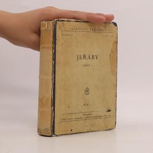 náhled knihy - Jeřáby