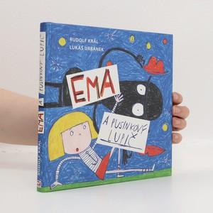 náhled knihy - Ema a pusinkový lupič