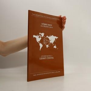 náhled knihy - Lidský činitel : studijní modul 9
