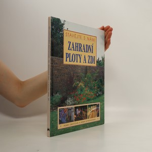 náhled knihy - Zahradní ploty a zdi