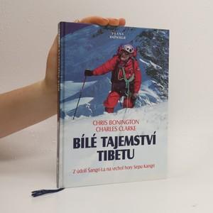 náhled knihy - Bílé tajemství Tibetu