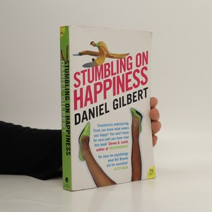 náhled knihy - Stumbling on happiness