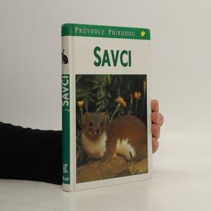 náhled knihy - Savci