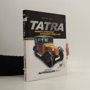 náhled knihy - Tatra : osobní a sportovní automobily Tatra a NW