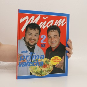 náhled knihy - Mňam aneb Prima vařečka 2