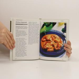 antikvární kniha Španělská kuchyně, 1999