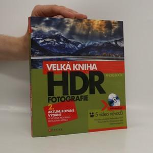 náhled knihy - Velká kniha HDR fotografie (chybí DVD)