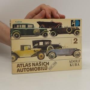 náhled knihy - Atlas našich automobilů 2