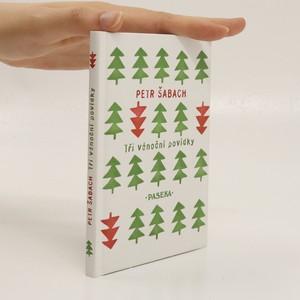 náhled knihy - Tři vánoční povídky