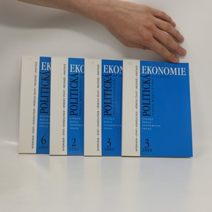 náhled knihy - Politická ekonomie (4 svazky)