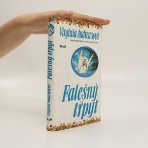 náhled knihy - Falešný třpyt