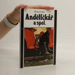 náhled knihy - Andělíčkář a spol.