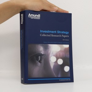 náhled knihy - Investment Strategy. Collected Research Papers