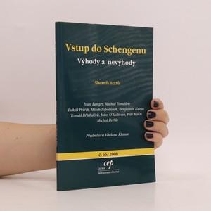 náhled knihy - Vstup do Schengenu. Výhody a nevýhody