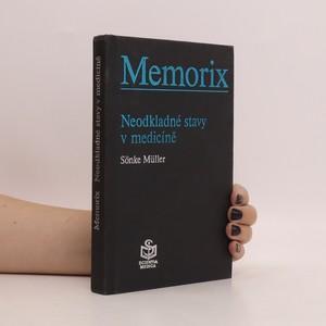 náhled knihy - Memorix. Neodkladné stavy v medicíně