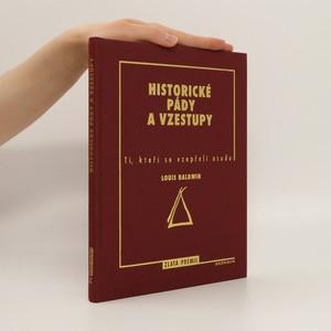 náhled knihy - Historické pády a vzestupy