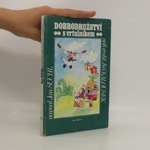 náhled knihy - Dobrodružství s vrtulníkem