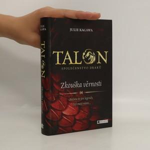 náhled knihy - Talon : společenstvo draků. Zkouška věrnosti