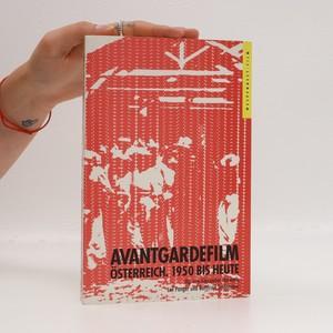 náhled knihy - Avantgardefilm. Österreich 1950 bis Heute