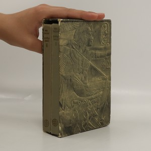 náhled knihy - Egypťan Sinuhet. I. - II. díl (2 svazky; v boxu)