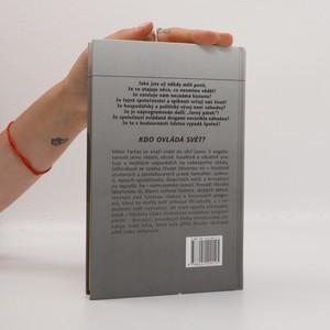 antikvární kniha Kdo ovládá svět?, 1999