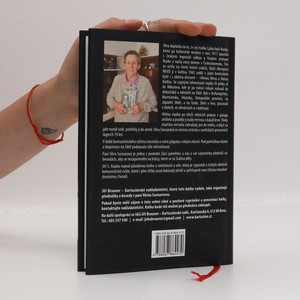 antikvární kniha Krvavé jahody, 2016