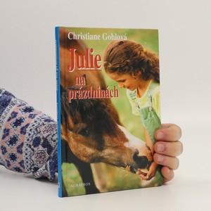 náhled knihy - Julie na prázdninách