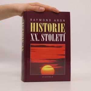 náhled knihy - Historie XX. století