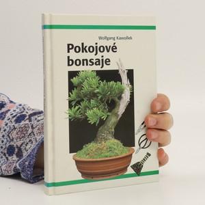 náhled knihy - Pokojové bonsaje