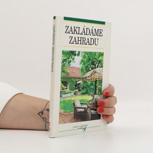náhled knihy - Zakládáme zahradu
