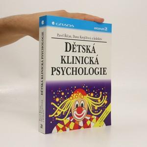 náhled knihy - Dětská klinická psychologie