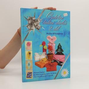 náhled knihy - Ozdobné balení dárků. 2. díl